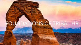Foundations of Tribal HR