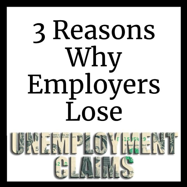 why employers lose unemployment claims