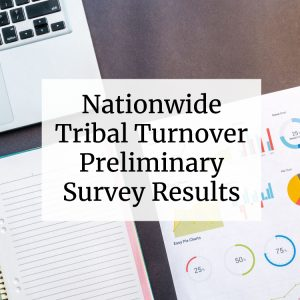 tribal turnover survey results